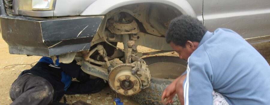 Travelling Mechanics: magic in rural Madagascar